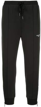 The Upside drawstring cropped track pants