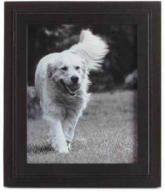 "Ralph Lauren Home Brennan Picture Frame, Black, 8"" x 10"""