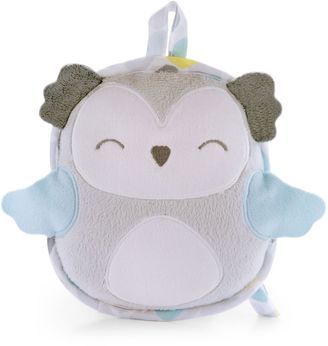 Baby Carter's Owl Soother $15 thestylecure.com