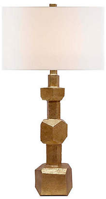 Visual Comfort & Co. Vienne Tall Table Lamp - Gold