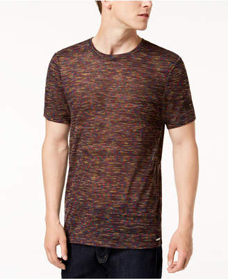 GUESS Men's Space-Dyed T-Shirt