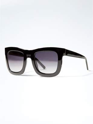Banana Republic Rectangle Sunglasses