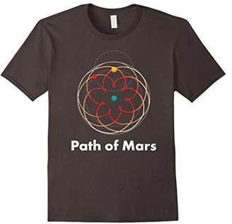Dope Dezyns Path of Mars Men Women T Shirt