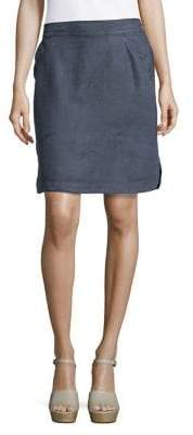 Tommy Bahama Two Palms Linen Short Skirt