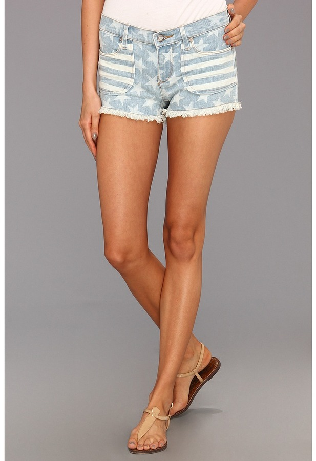 Roxy Rollers Short (Faded Glory Wash) - Apparel