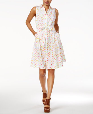 Maison Jules Printed Shirtdress, Only at Macy's $79.50 thestylecure.com