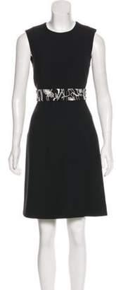 Jason Wu 2016 Knee-Length Dress Black 2016 Knee-Length Dress