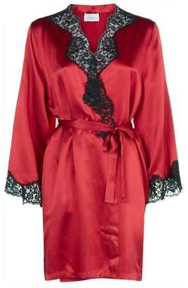 Marjolaine Silk Robe