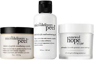 philosophy A-D SS vitamin-c peel & renewed hopeAuto-Delivery