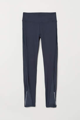 H&M Running Tights - Blue
