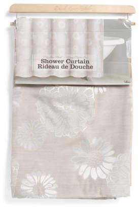 At TJ Maxx Floral Printed Shower Curtain