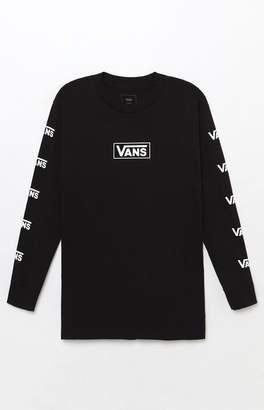 Vans Multi V Long Sleeve T-Shirt