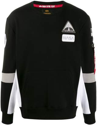 Alpha Industries Space Camp sweatshirt