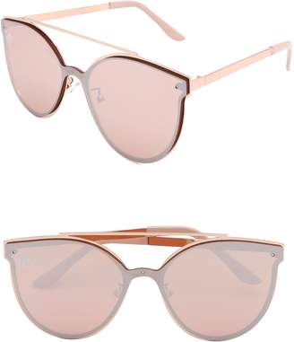 Matisse NEM 55mm Cat Eye Sunglasses