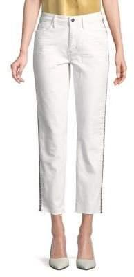 98f92b97d ... Sam Edelman Mary Jane High-Rise Straight Leg Jeans