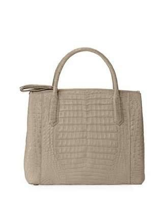 Nancy Gonzalez Nyx Medium Crocodile Tote Bag