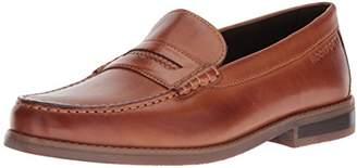 Rockport Men's Cayleb Woven Penny Shoe