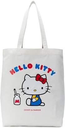 Hello Kitty Chinti & Parker shopper tote bag