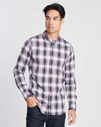 Tommy Hilfiger Check Slim Fit Shirt