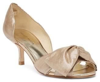 Pelle Moda Alera Metallic d'Orsay Sandal