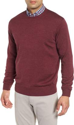Peter Millar Crown Wool & Silk Sweater