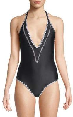 The Perfect Ten One-Piece Swimsuit