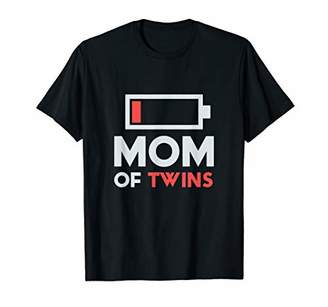 6b987ad088 Mom of Twins Shirt Gift from Son Daughter Twin Mothers Day