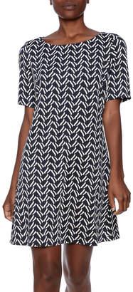 Julie Brown NYC Short Sleeve Dress