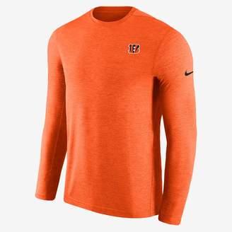 Nike Dri-FIT Coach (NFL Bengals) Men's Short Sleeve Football Top
