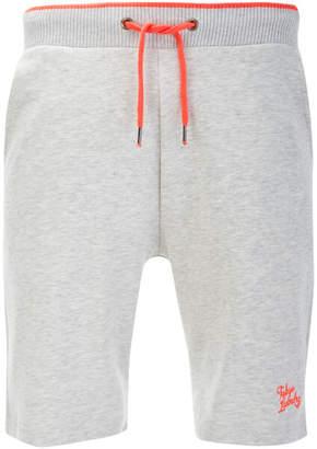 Tokyo Laundry Men's Lawes Sweat Shorts - Oatgrey Marl