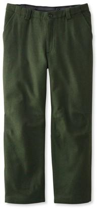 L.L. Bean L.L.Bean Men's Maine Guide Wool Pants with PrimaLoft