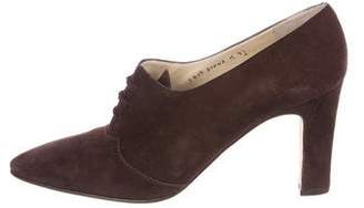 Silvia Fiorentina Donna Lace-Up Booties