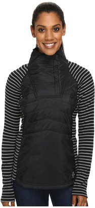 Smartwool - Double Propulsion 60 Pullover Women's Long Sleeve Pullover $170 thestylecure.com