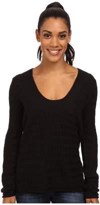 Carve Designs Miley V-Neck Women's Sweater