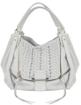 Jonnie Leather Handbag $498 thestylecure.com