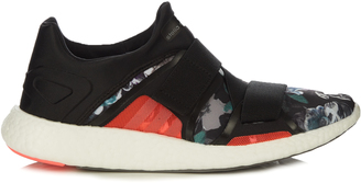ADIDAS BY STELLA MCCARTNEY Pureboost low-top trainers $143 thestylecure.com