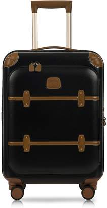 Bric's Bellagio Business V2.0 21 Black-Tobacco Carry-On Spinner