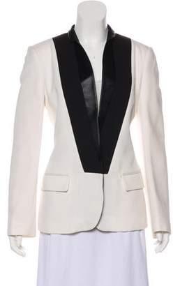 Ungaro Silk Structured Blazer