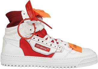 Off-White Off White Off Court High-cut Sneakers