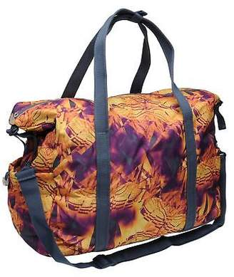 adidas Womens Perfect Graphic Tote Bag Storage Luggage Carry Shoulder Strap