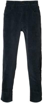 Marni ribbed trousers