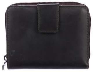 Gucci GG French Zip-Around Wallet
