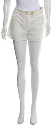 RED Valentino Crochet Mini Shorts w/ Tags