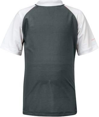 Snapper Rock Raglan Short Sleeve Rashguard