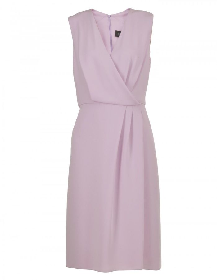 Max Mara Max Mara Dress With Waist Seam