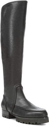 Donald J Pliner Eva Leather Tall Boot