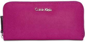 Calvin Klein Zip-Around Wallet
