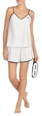 Kate Spade Mrs Sleepmask and Cami Pajama Set