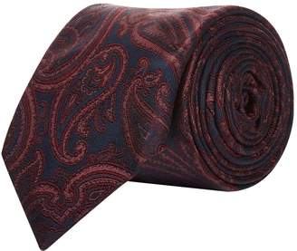 Pal Zileri Paisley Silk Tie