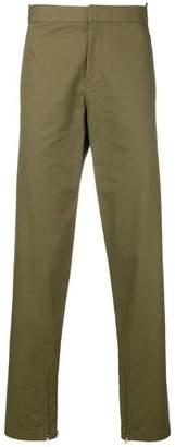 Helmut Lang straight-leg trousers